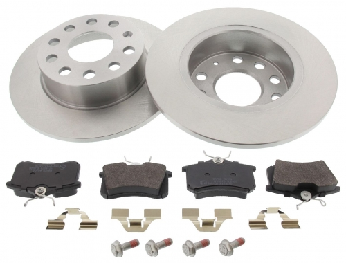 MAPCO 47831 brake kit