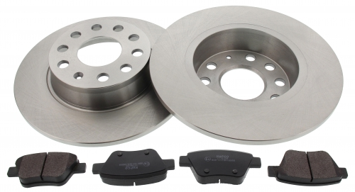 MAPCO 47901 brake kit