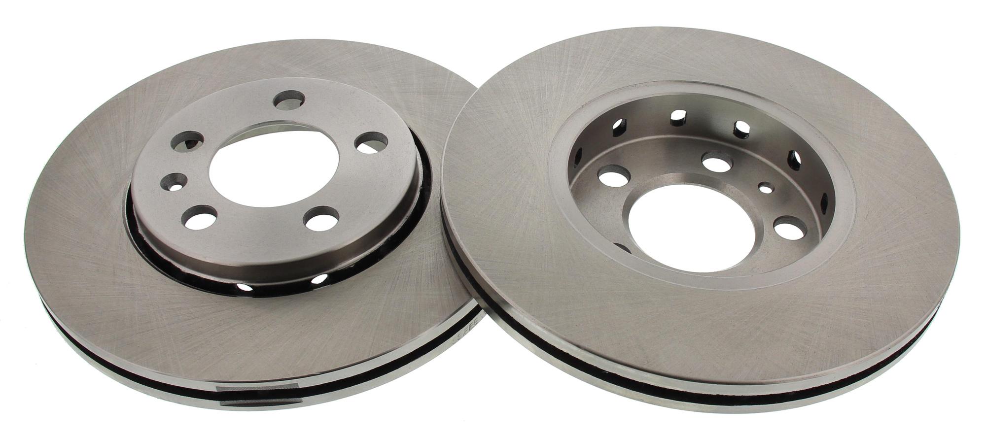 MAPCO 15830/2 Brake Disc