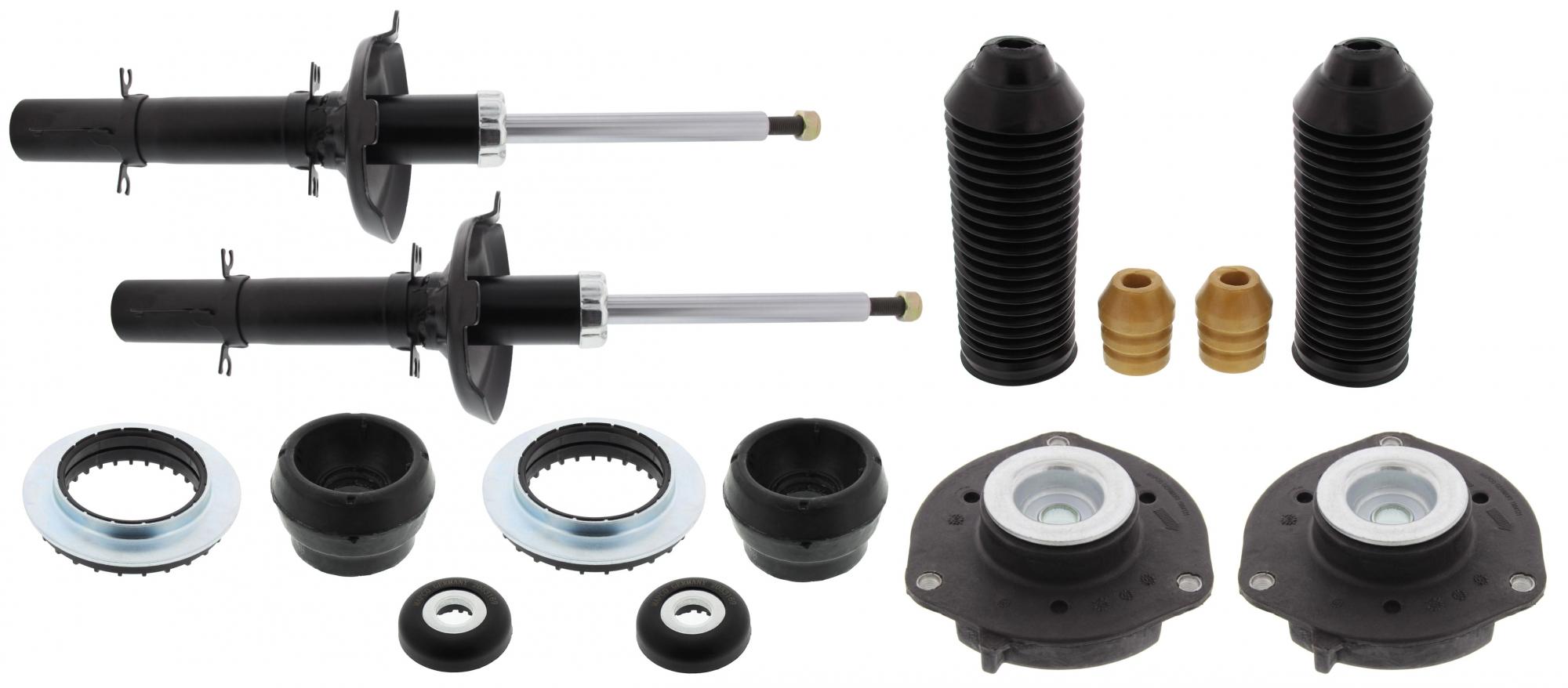 MAPCO 40973 Mounting Kit, shock absorber