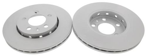 MAPCO 15830C/2 Brake Disc