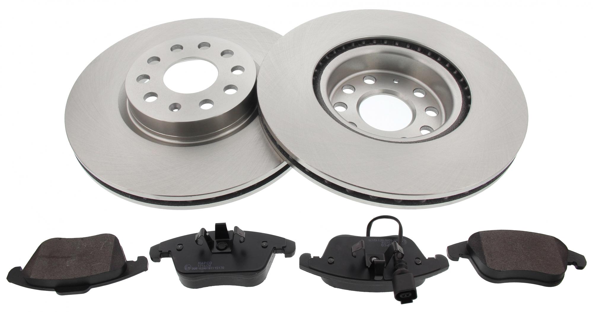 MAPCO 47921 brake kit