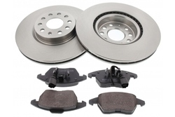 MAPCO 47833 brake kit