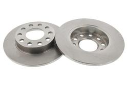 MAPCO 15883/2 Brake Disc