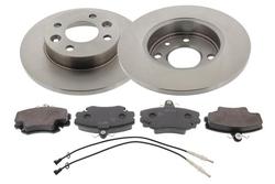 MAPCO 47152 brake kit