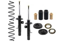MAPCO 140918 Mounting Kit, shock absorber