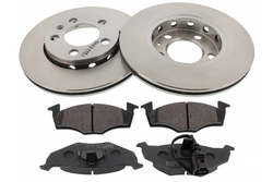 MAPCO 47902 brake kit