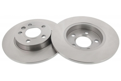 MAPCO 15869/2 Brake Disc