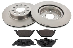 MAPCO 47832 brake kit