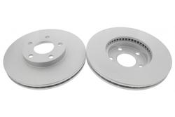 MAPCO 15838C/2 Brake Disc