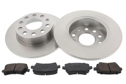 MAPCO 47842 brake kit