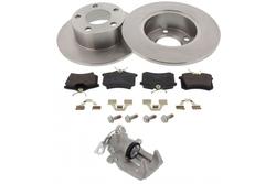 MAPCO 4890/5 brake kit