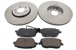 MAPCO 47900 brake kit