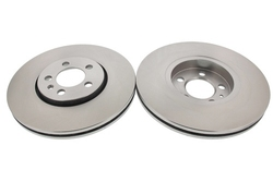MAPCO 15832/2 Brake Disc
