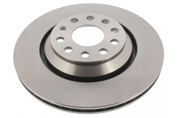 MAPCO 25842 Brake Disc