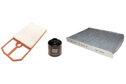 MAPCO 68810 Filter Set