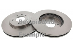 MAPCO 15756/2 Brake Disc