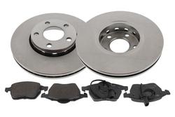 MAPCO 47860 brake kit