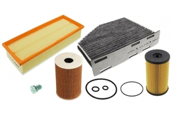 MAPCO 68827 Filter Set