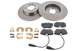 MAPCO 47775 brake kit