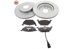 MAPCO 47832HPS brake kit
