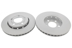 MAPCO 15870C/2 Brake Disc