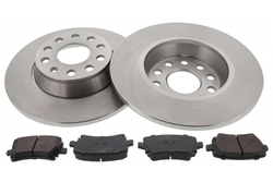 MAPCO 47841 brake kit