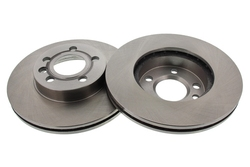 MAPCO 15860/2 Brake Disc