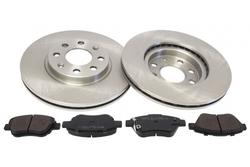 MAPCO 47711 brake kit