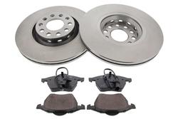 MAPCO 47899 brake kit