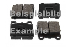 MAPCO 6696/1 Brake Pad Set, disc brake