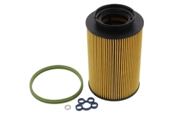 MAPCO 63810 Fuel filter