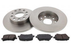 MAPCO 47837 brake kit