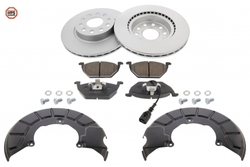 MAPCO 47832/9HPS brake kit