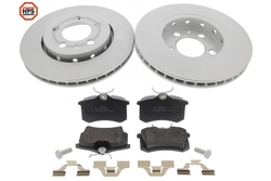 MAPCO 47321HPS brake kit