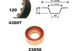 MAPCO 23007 Timing Belt Kit