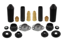 MAPCO 34853/4 Mounting, shock absorbers