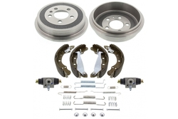 MAPCO 35709/1 Brake Set, drum brakes