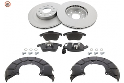MAPCO 47830/9HPS brake kit
