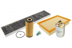 MAPCO 68908 Filter Set