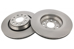 MAPCO 25842/2 Brake Disc