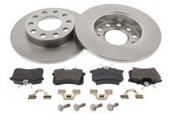 MAPCO 47931 brake kit