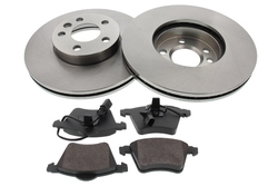 MAPCO 47879 brake kit