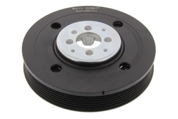 MAPCO 43850 Belt Pulley, crankshaft