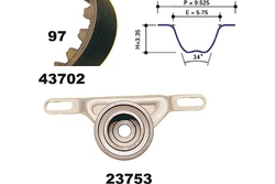 MAPCO 23702 Timing Belt Kit