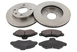 MAPCO 47650 brake kit