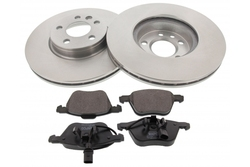 MAPCO 47878 brake kit