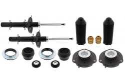 MAPCO 40973 Mounting Kit, shock absorber