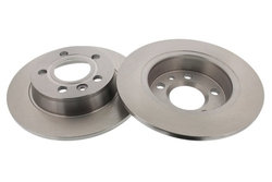 MAPCO 15829/2 Brake Disc