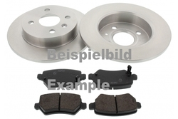 MAPCO 47771 brake kit